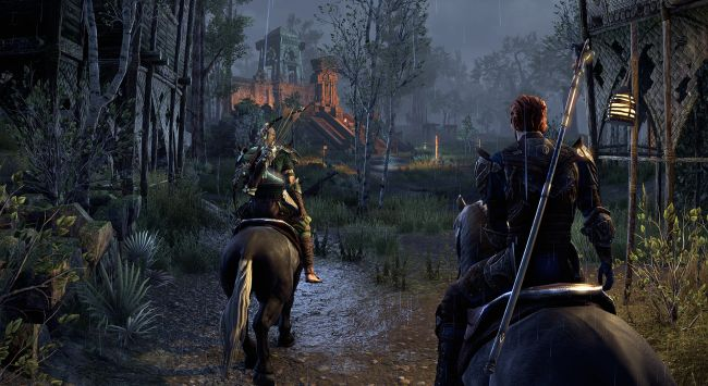 The Elder Scrolls Online: Blackwood - primeras impresiones